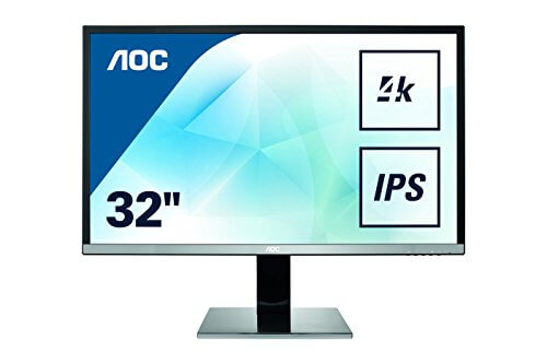 AOC 4K Monitor U3277PWQU