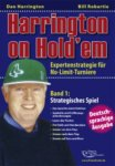 Pokerbuch - Harrington on Hold'em: Harrington on Hold'em: Expertenstrategie für No-Limit-Turniere. Band 2: Strategisches Spiel