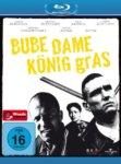 Film mit Pokerszene - Bube, Dame, König, Gras