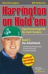 Pokerbuch - Harrington on Hold'em: Harrington on Hold'em: Expertenstrategie für No-Limit-Turniere. Band 3: Das Arbeitsbuch
