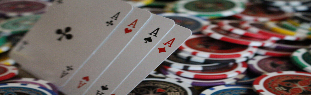 Texas Hold'em - Poker-Setup