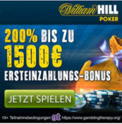 William Hill Poker - Pokerseiten